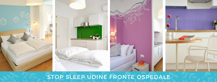B&B Udine fronte Ospedale