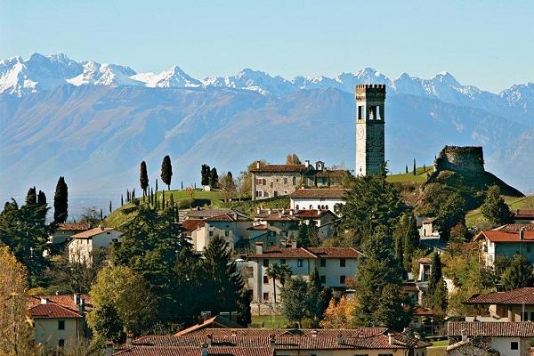 Bed&Breakfast a Fagagna borghi più belli d'Italia