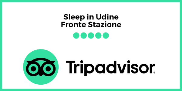 Sleep in Udine Fronte stazione Tripadvisor