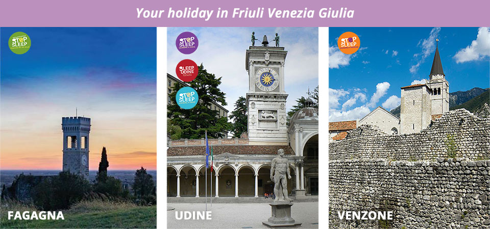Your holiday in Friuli Venezia Giulia