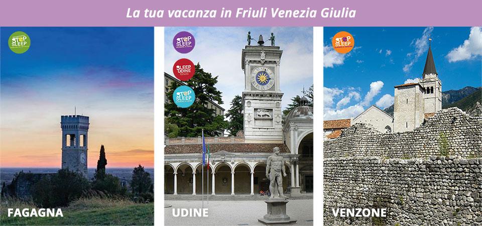 La tua vacanza in Friuli Venezia Giulia
