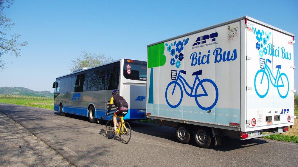 Bicibus – In bicicletta alla scoperta del Friuli Venezia Giulia