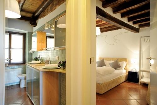 Dettaglio Camera Borgo Riolo Stop&Sleep Fagagna On the Hills