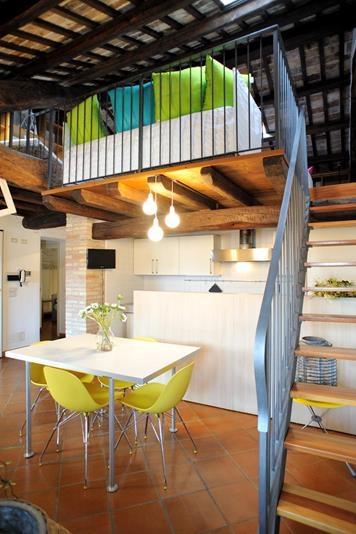 Cucina e sala da pranzo B&B Stop&Sleep Fagagna