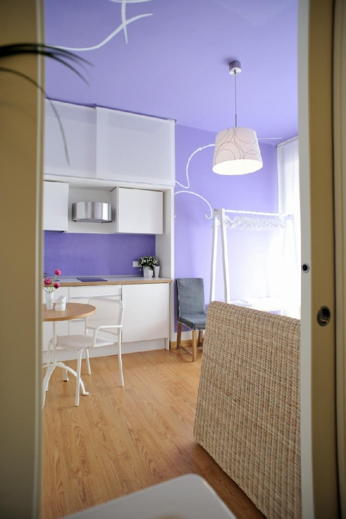 Cucina Camera/Monolocale Parma Stop&Sleep Udine Fronte Ospedale