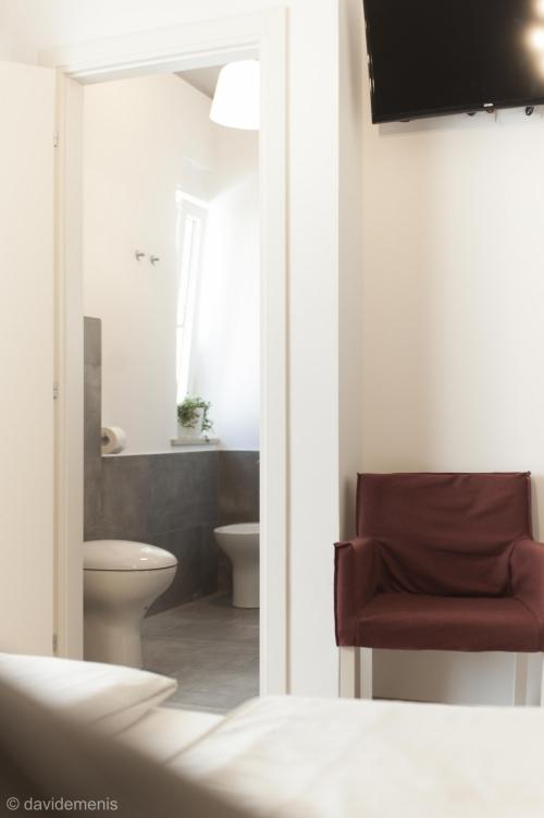 Camera Ravenna con bagno privato - Sleep In Udine Fronte Stazione