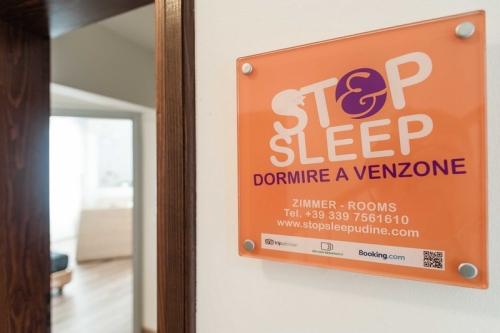 Ingresso Stop&Sleep Venzone
